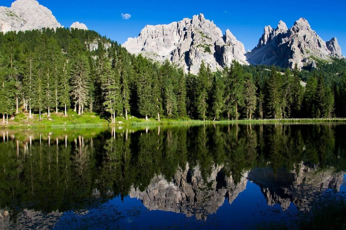 Krieg Dolomiten - Landschaften der Dolomiten