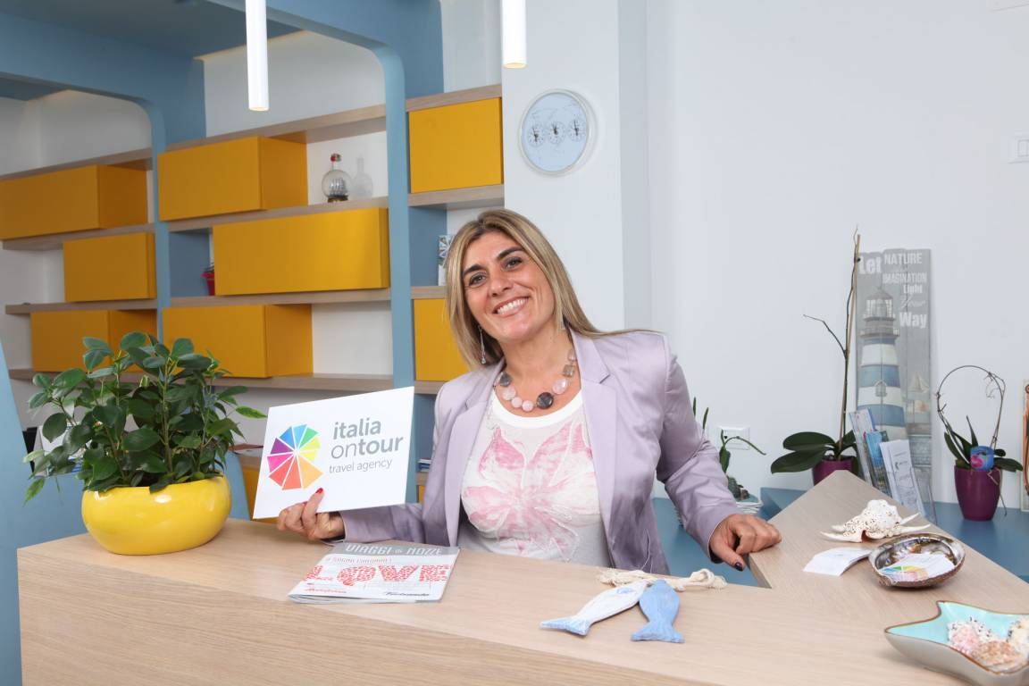 Kontakte Italia On Tour - Inhaberin Giovanna Napolano