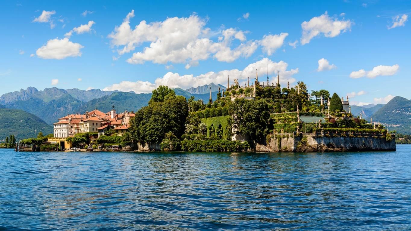 Gruppenreise Lago Maggiore und Comer See