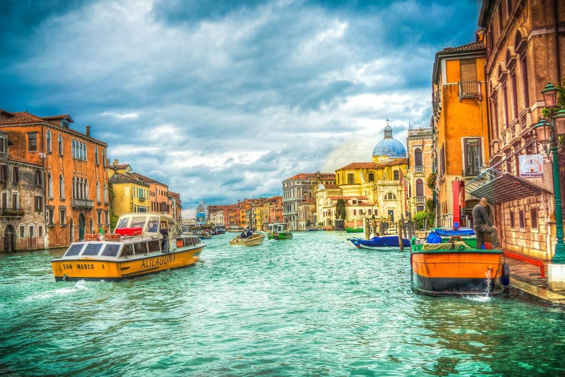 Kulturreise klassisches Italien