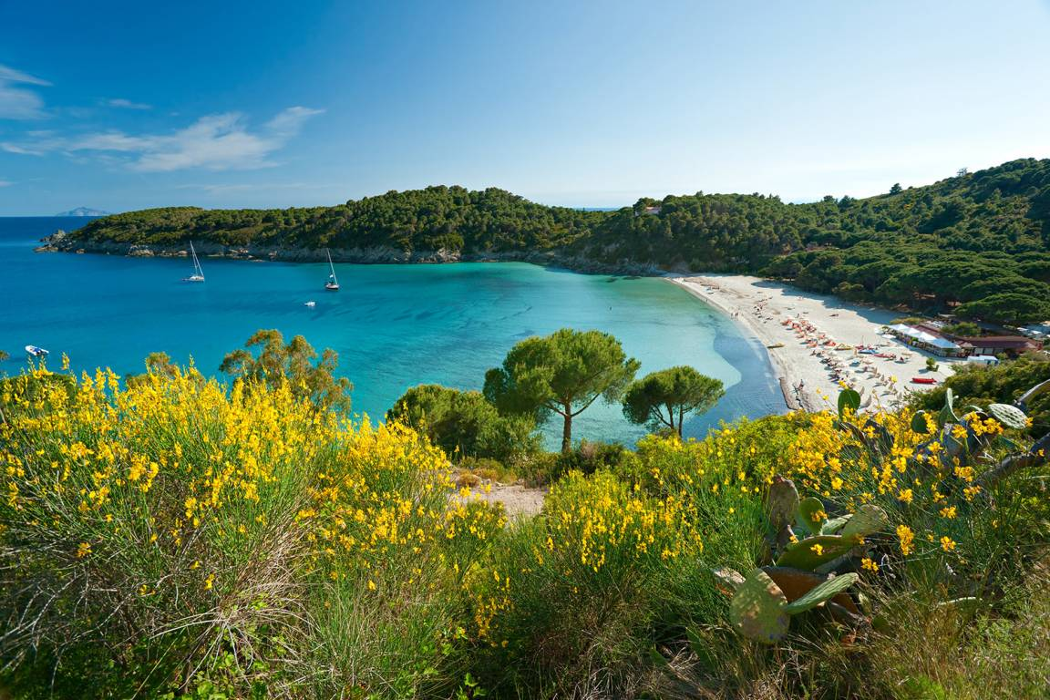 Gruppenreise Toskana und Insel Elba