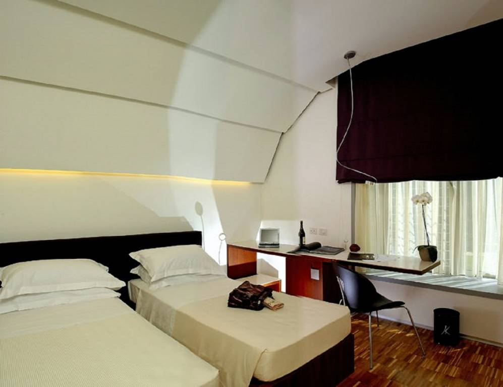 Doppel Zimmer in Hotel Black Rom