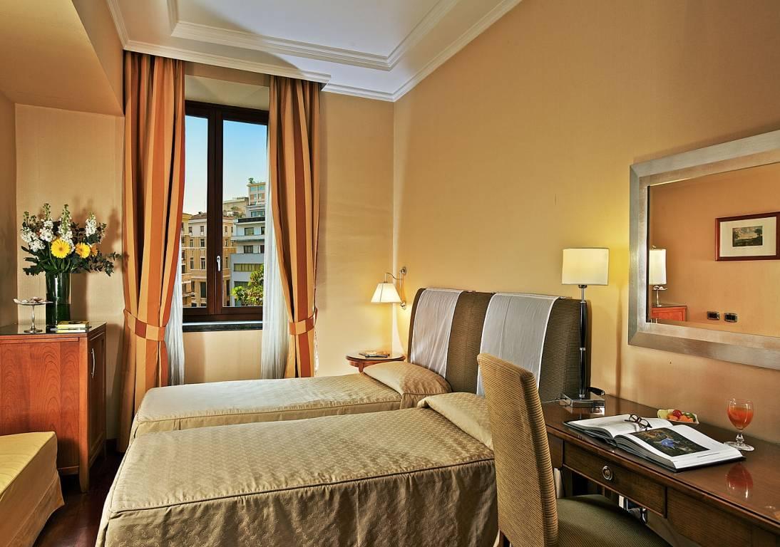 Hotel Palazzo Turchini-Zimmer