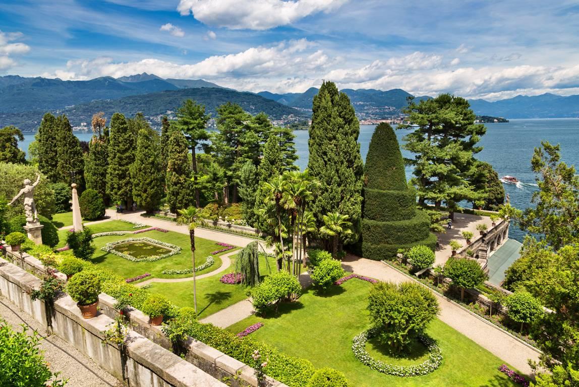 Gruppenreisen italienische Seen - Lago Maggiore und Comer See