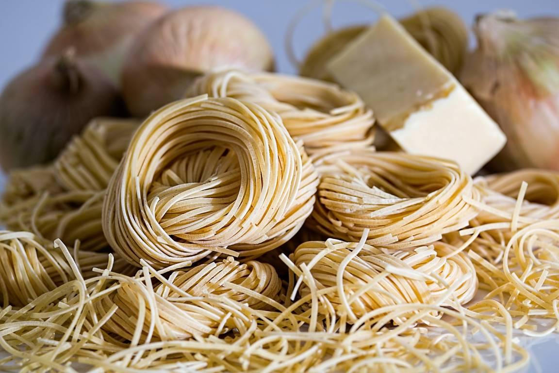 Italienische Pasta - Kulinarische Reisen - Die traditionelle Küche
