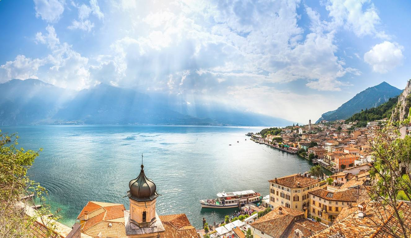 Gruppenreise Gardasee, Verona und Vicenza