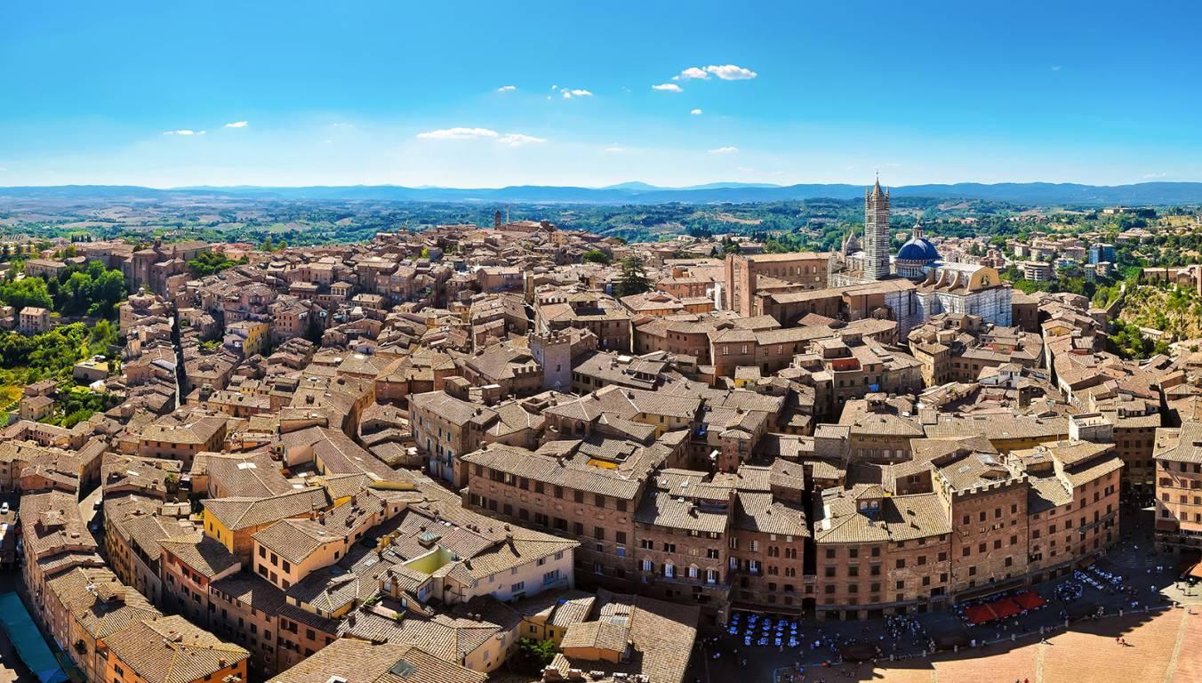 Kurzreise - Gruppenreise Toskana