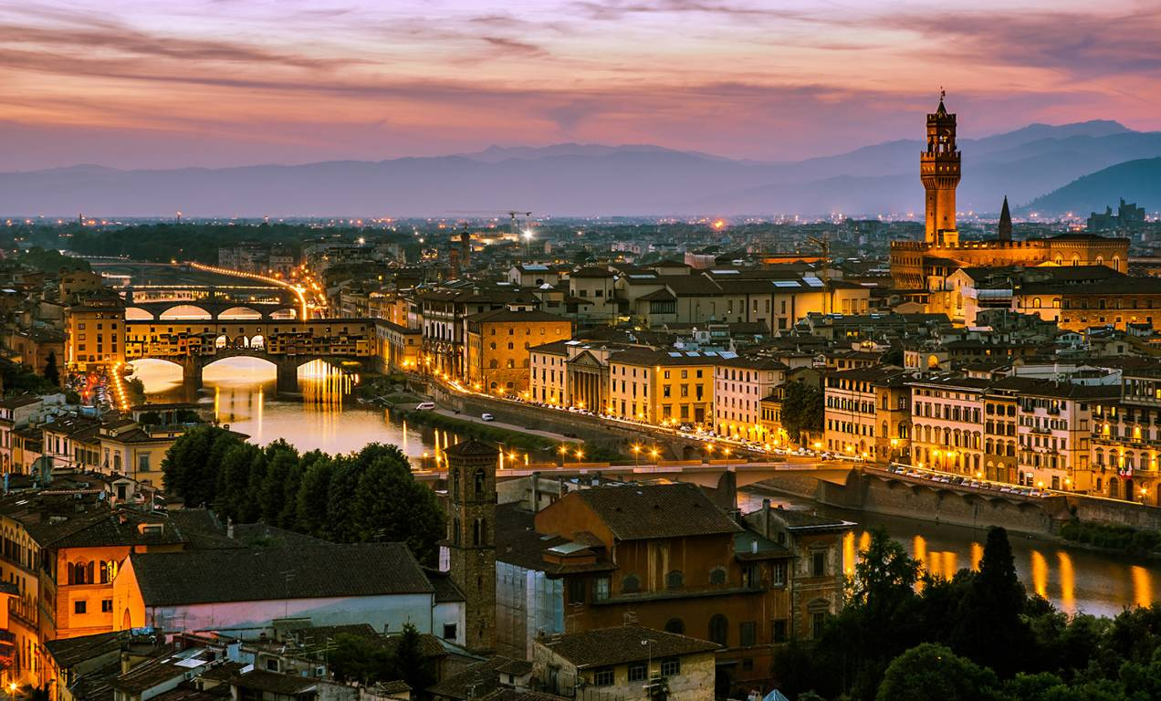 Tour klassisches Italien