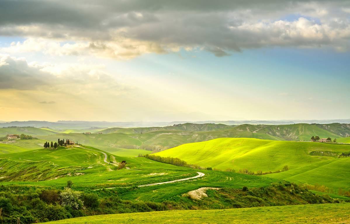 Region Toskana - Landschaftsbild 2