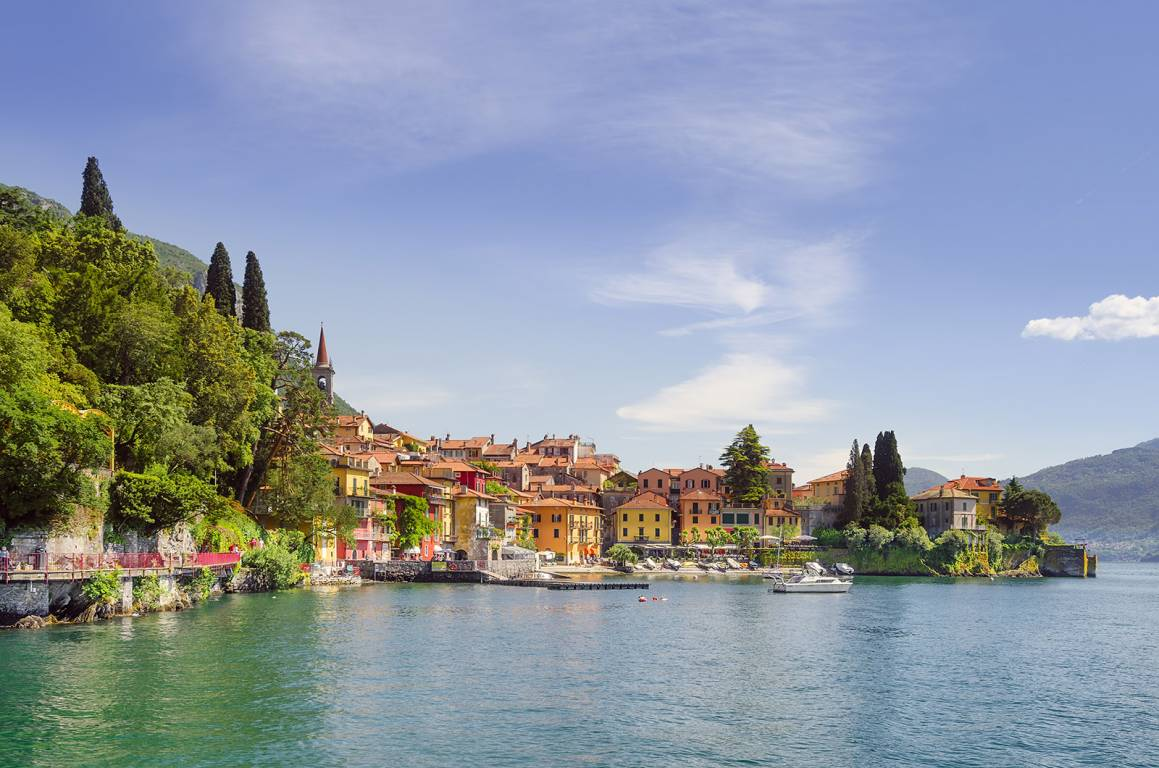 italienische Seen Rundreise