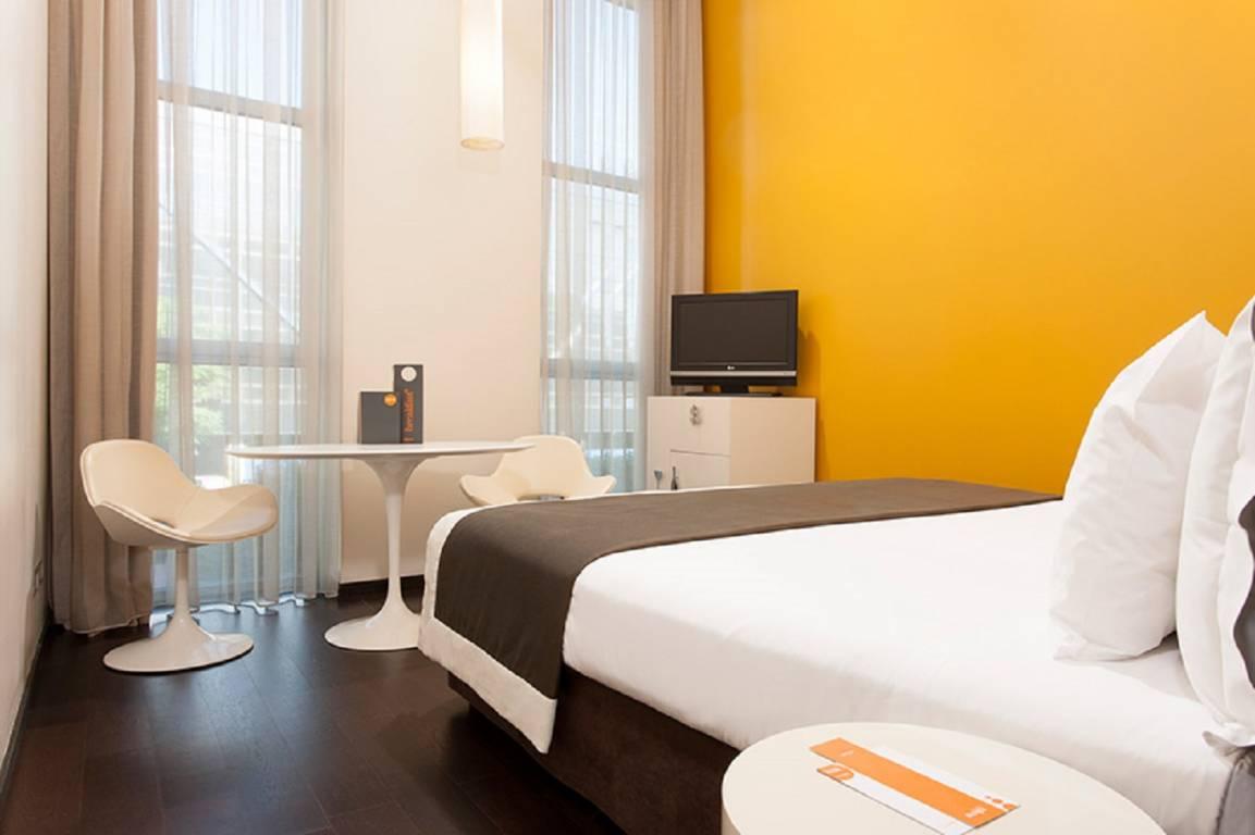 Zimmer - Hotel Nhow Milano