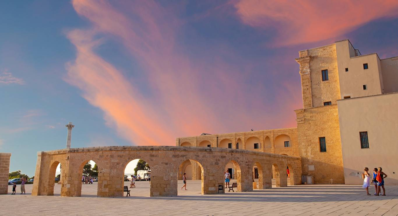 exklusive Reise Apulien Matera