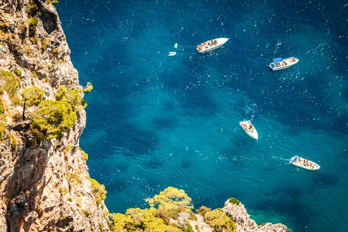 Inselkombination Ischia Capri