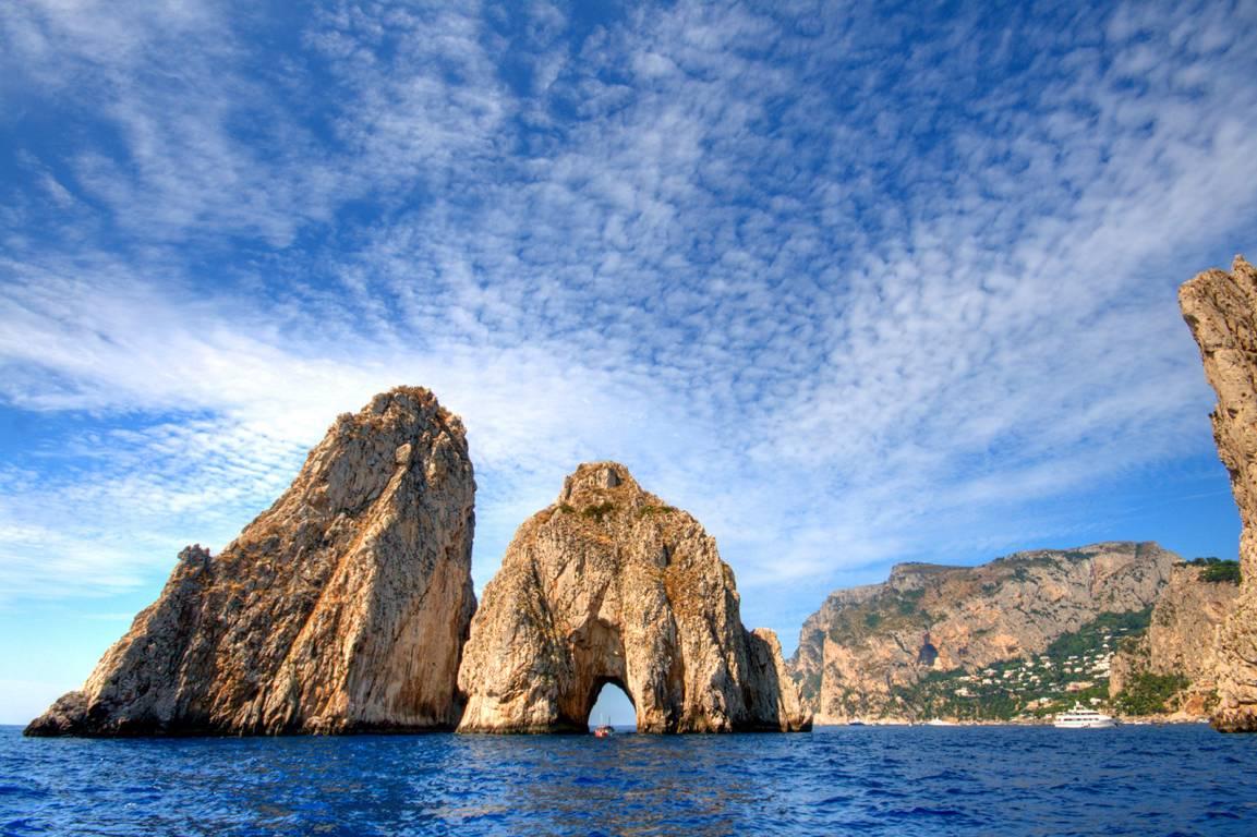 Transfer service Capri