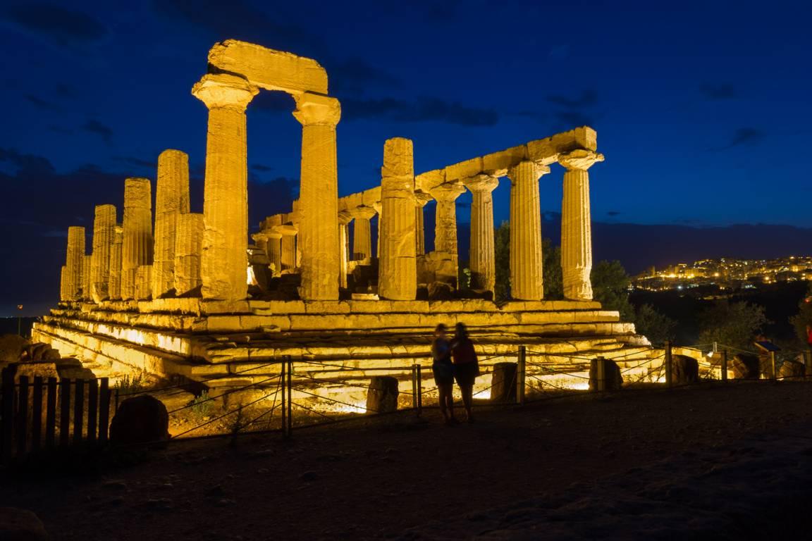 Kulturreise Sizilien