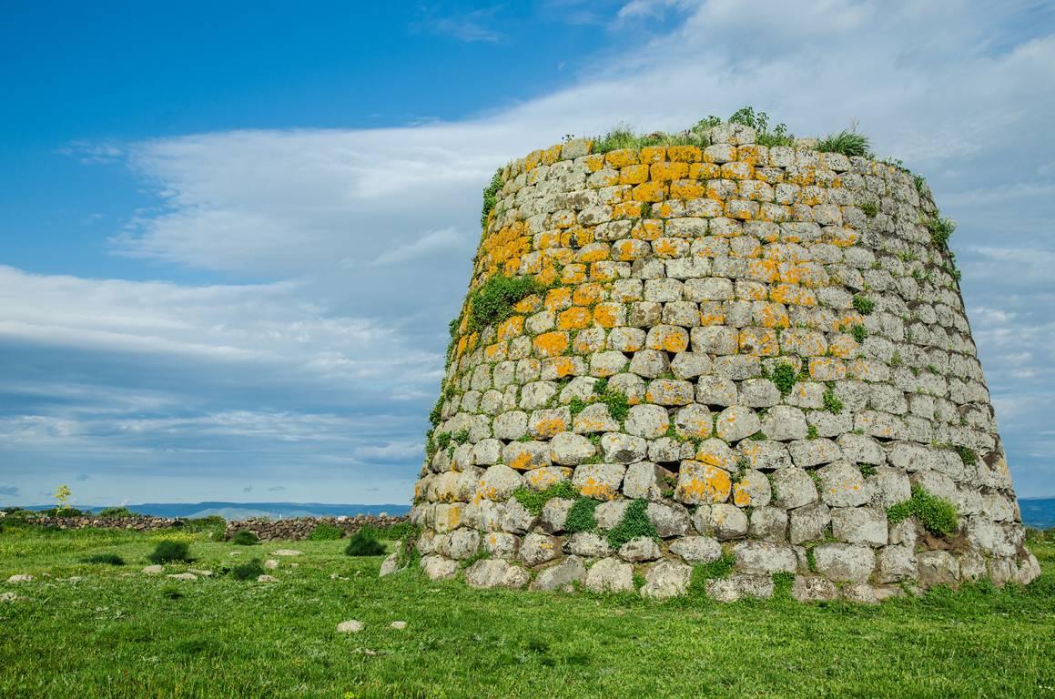 Antike Ausgrabungen Region Sardinien
