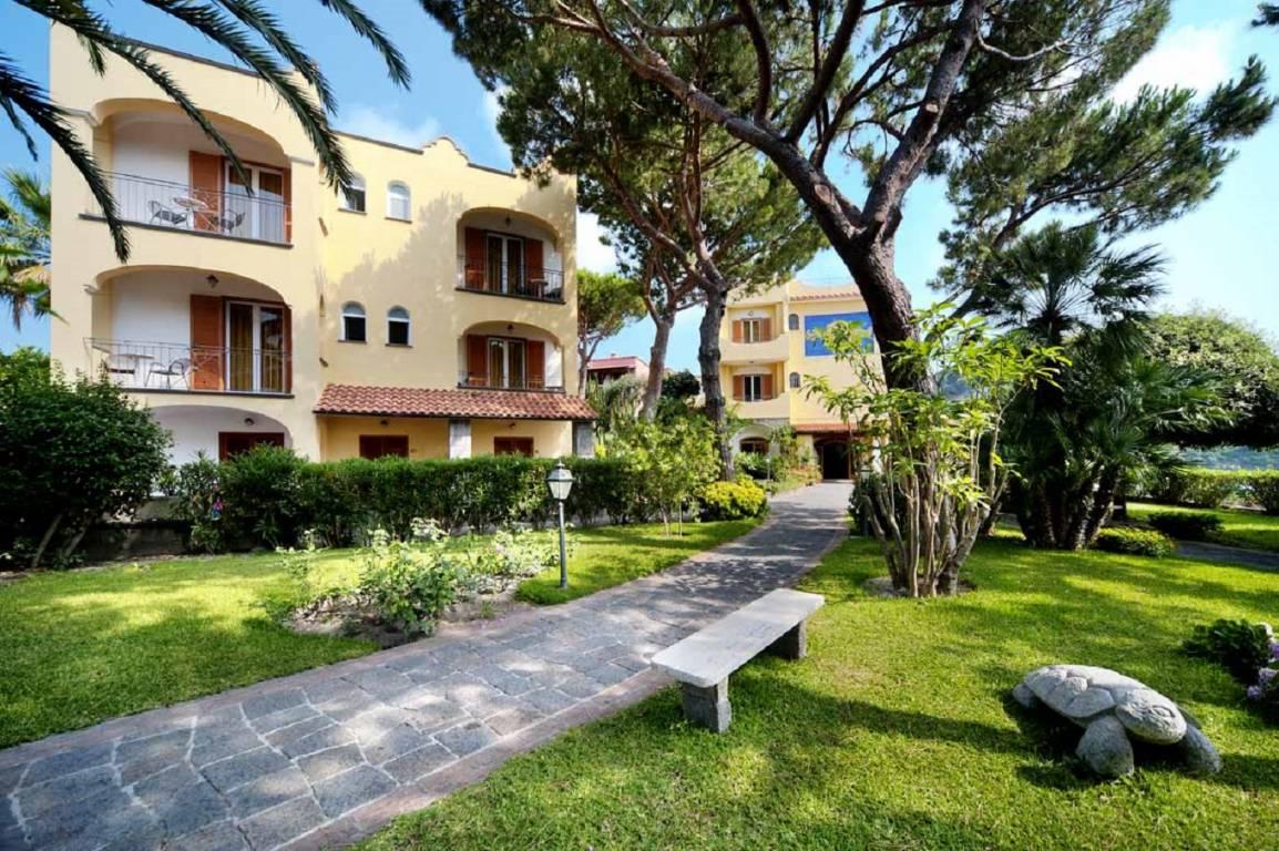 Hotel Terme San Lorenzo Insel Ischia