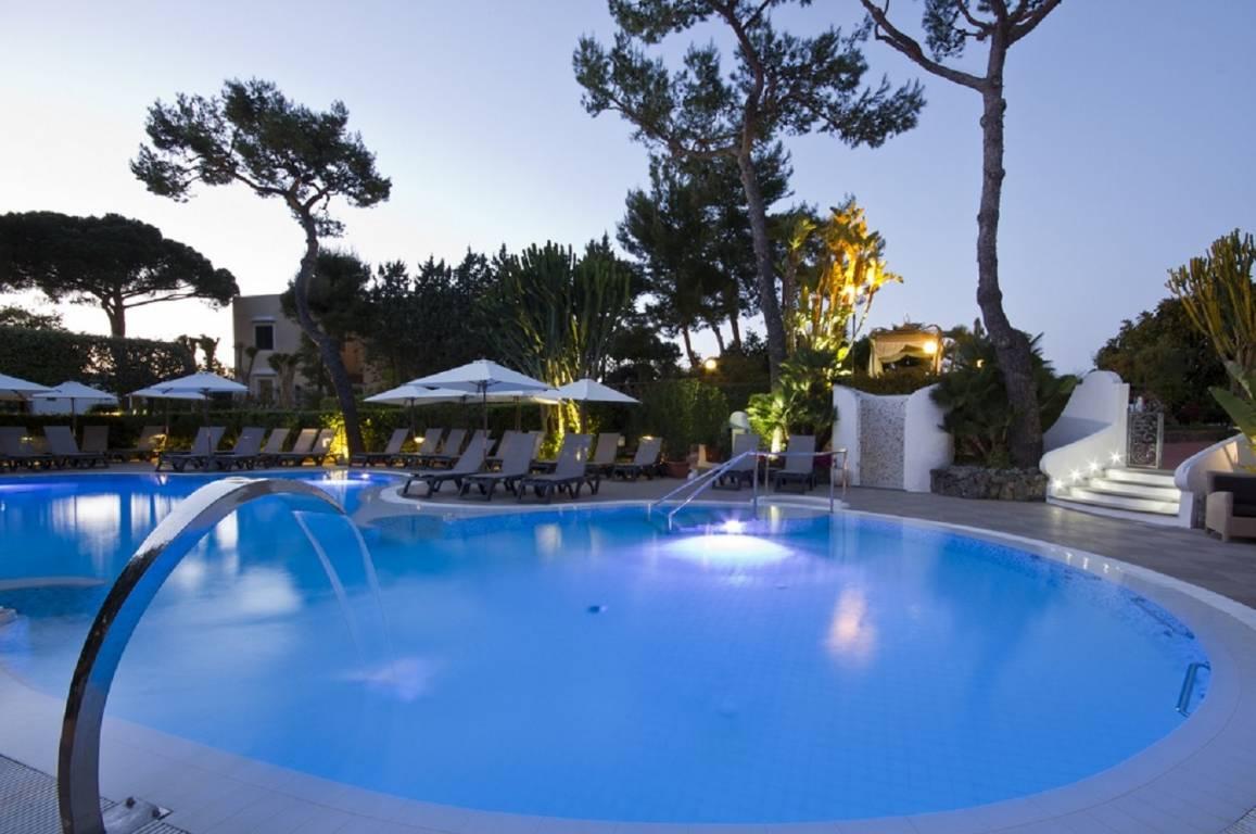 Hotel Hermitage &Park Terme Ischia Porto