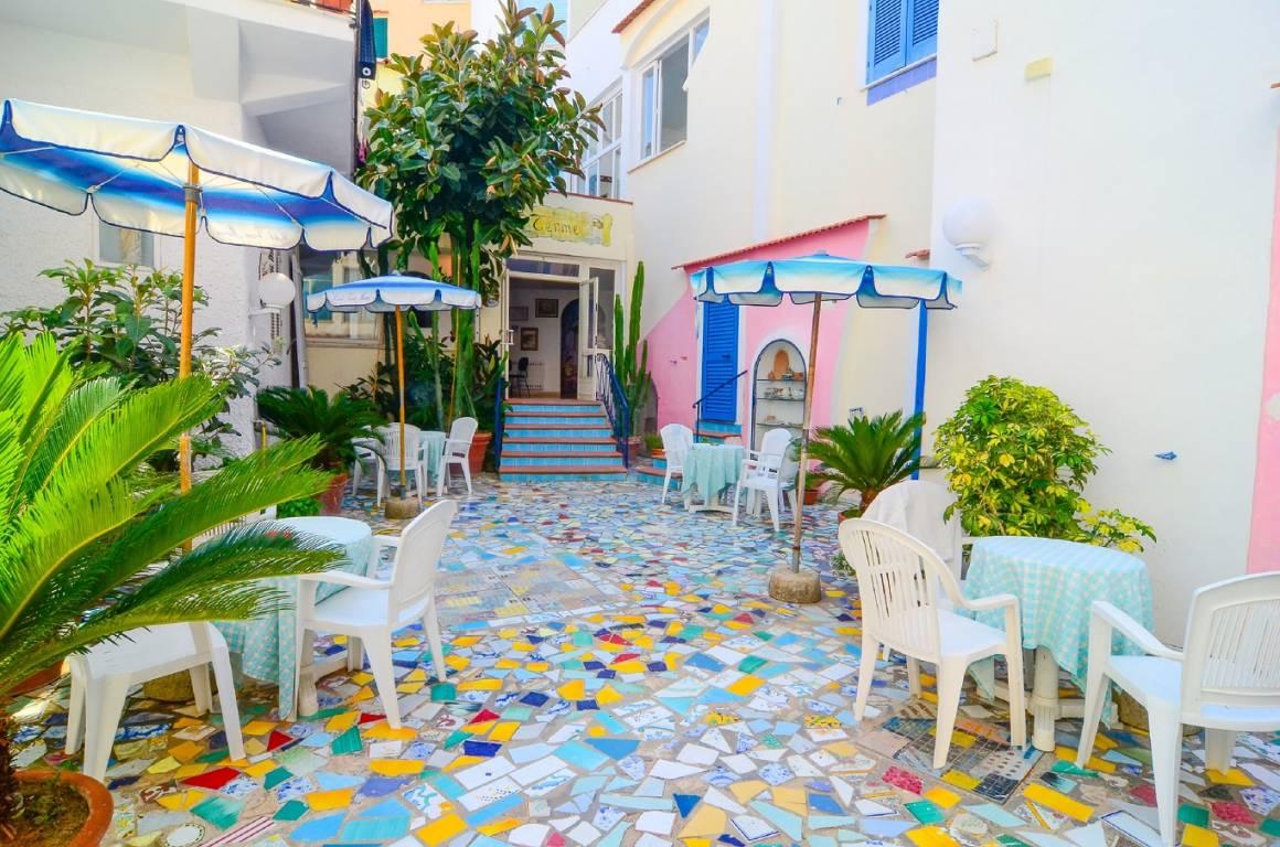 Hotel Terme Marina - Garten