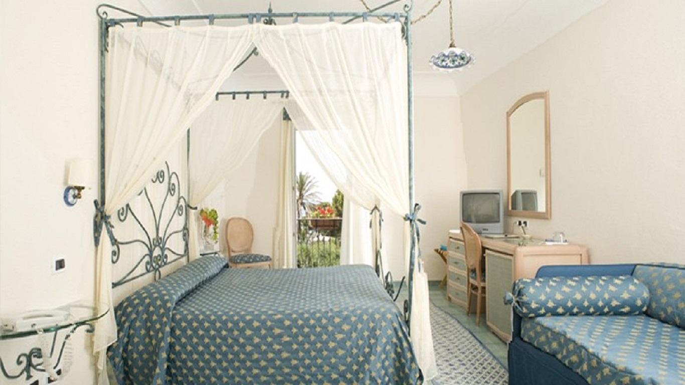 Hotel Tritone - Zimmer