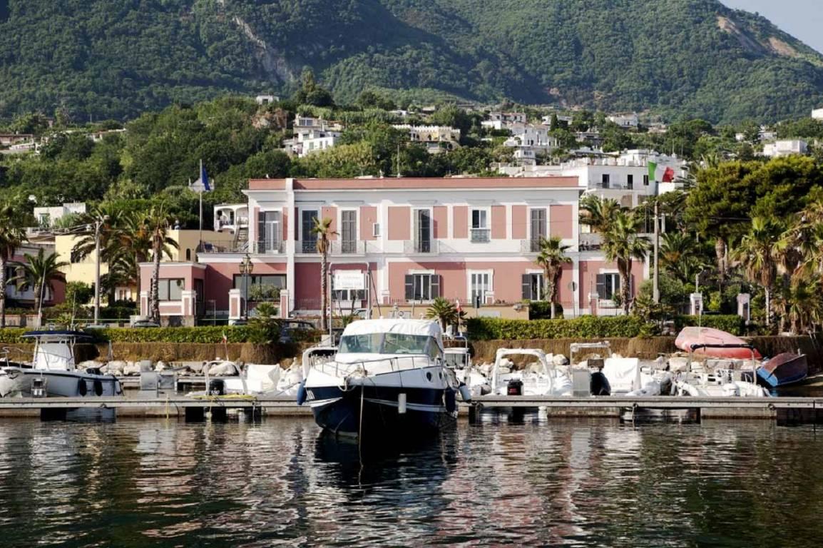 Hotel Villa Svizzera Insel Ischia