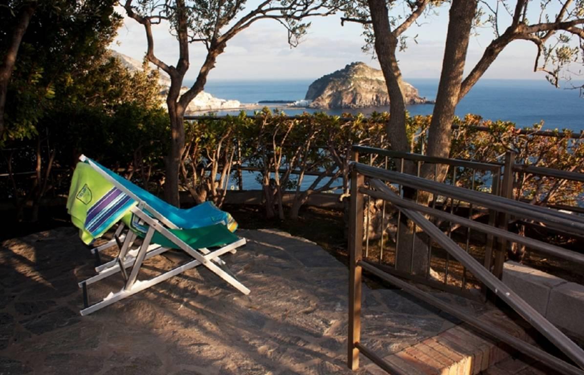 Hotel Punta Chiarito Resort Insel Ischia