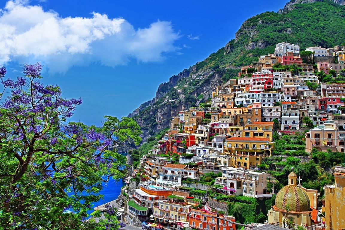 Kombinationsreise Golf von Neapell