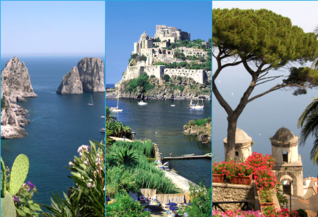 Ihr Spezialist fuer Ausfluege Ischia Capri Procida
