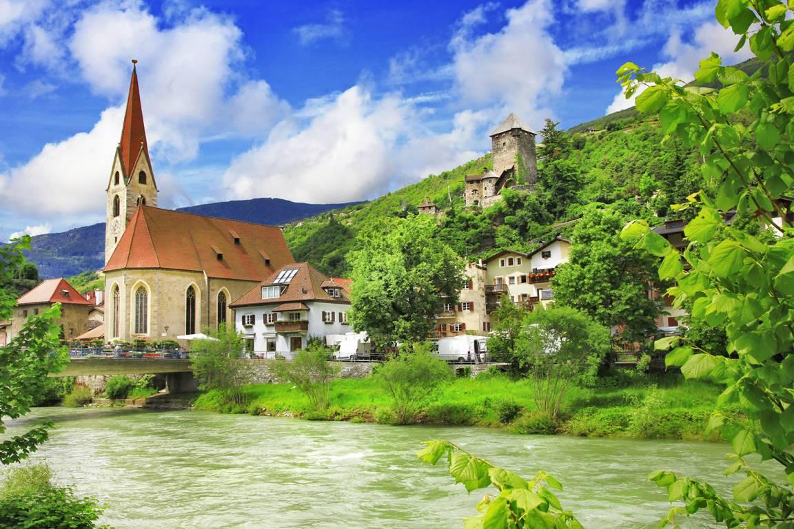 Gruppenreise Südtirol Meran