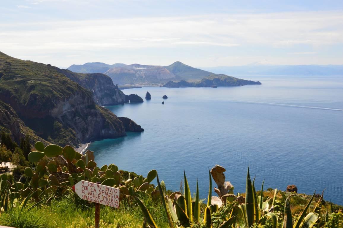 Wander und kulturreise liparische Inseln