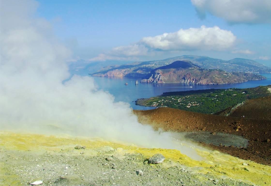 Wanderreise Liparische Inseln