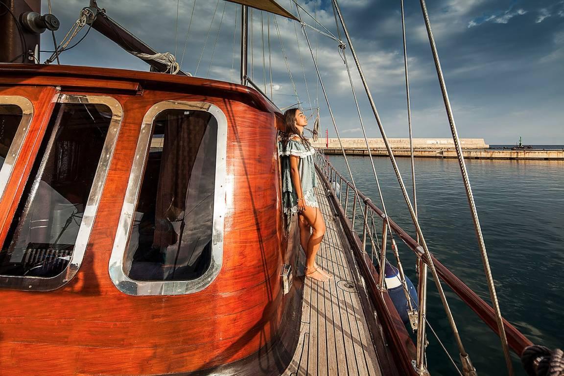 gulet kreuzfahrt liparische Inseln